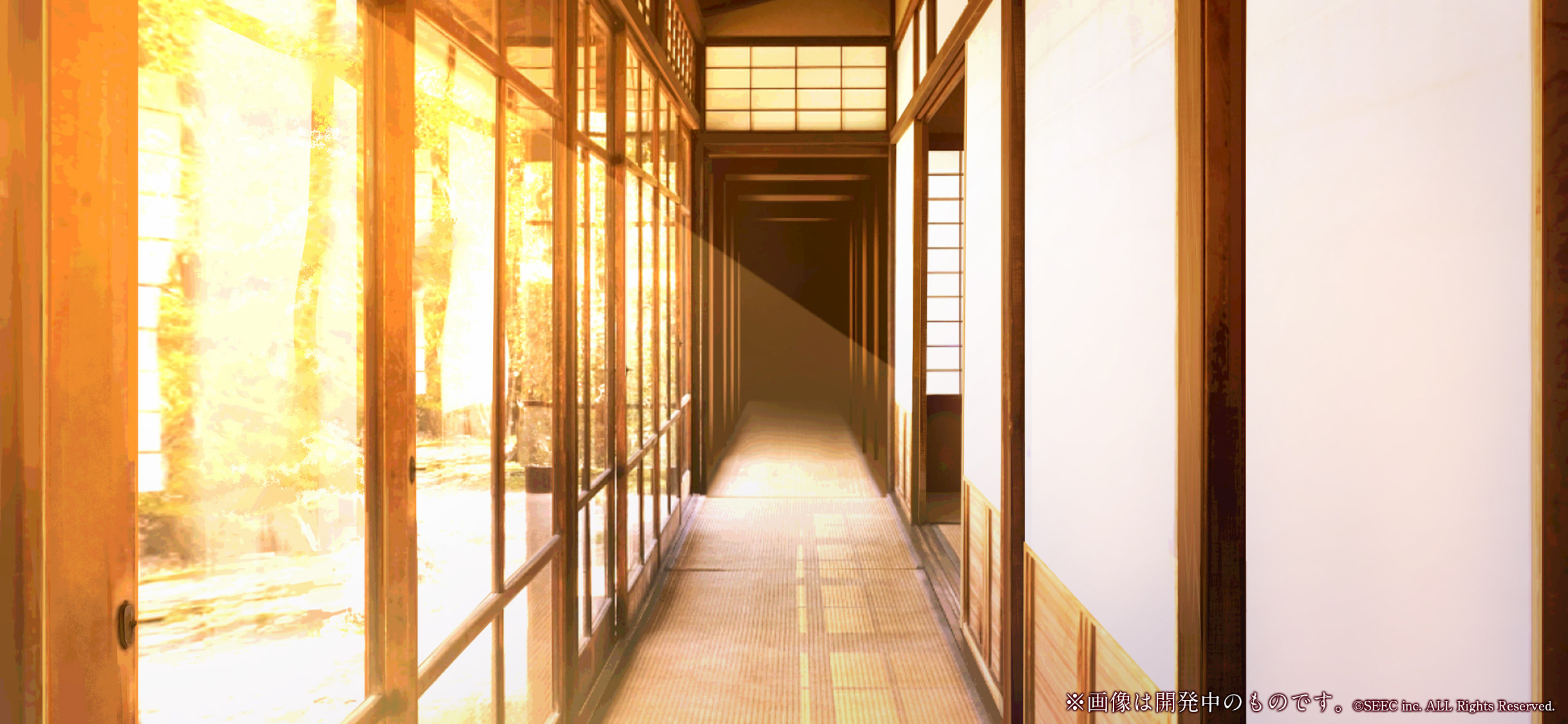 リメイク版『四ツ⽬神-再会-』イメージ