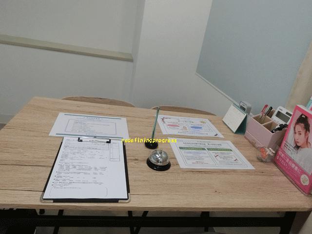 SASALAカウンセリングルーム画像