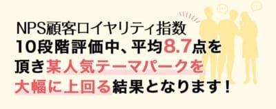 脱毛サロンのミライ顧客満足度(ロイヤリティ指数)