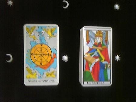 タロットカードの種類