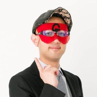 ゲッターズ飯田さん Twitterプロフィール画像