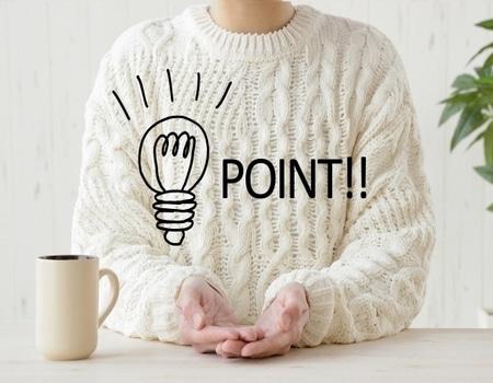 POINT!!